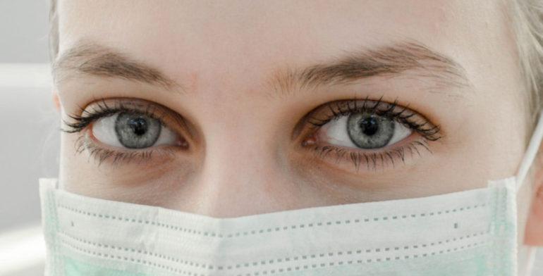 Cuidado de la piel al usar mascarilla